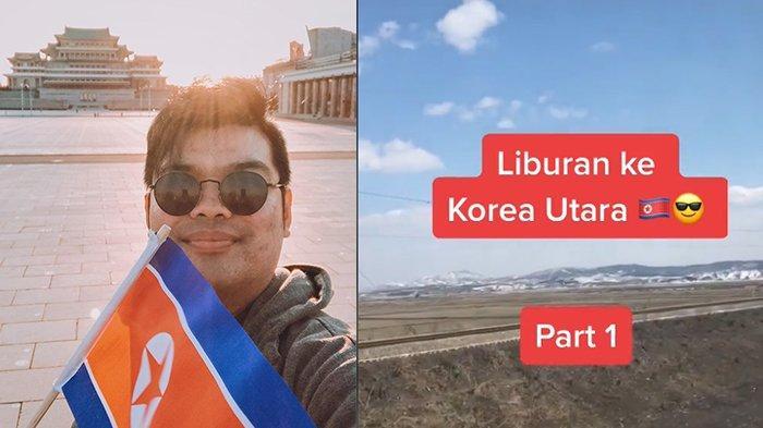 Viral Video TikTok Liburan ke Negara Komunis, WNI Ini Buktikan Korea Utara Tak Seseram Dugaannya