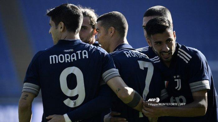 PREDIKSI Juventus vs Cagliari: Formasi Paten Bianconeri Andalkan Morata-Ronaldo, Live RCTI