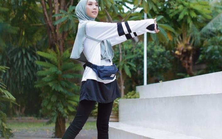 Tips Olahraga Tetap Nyaman untuk Hijabers
